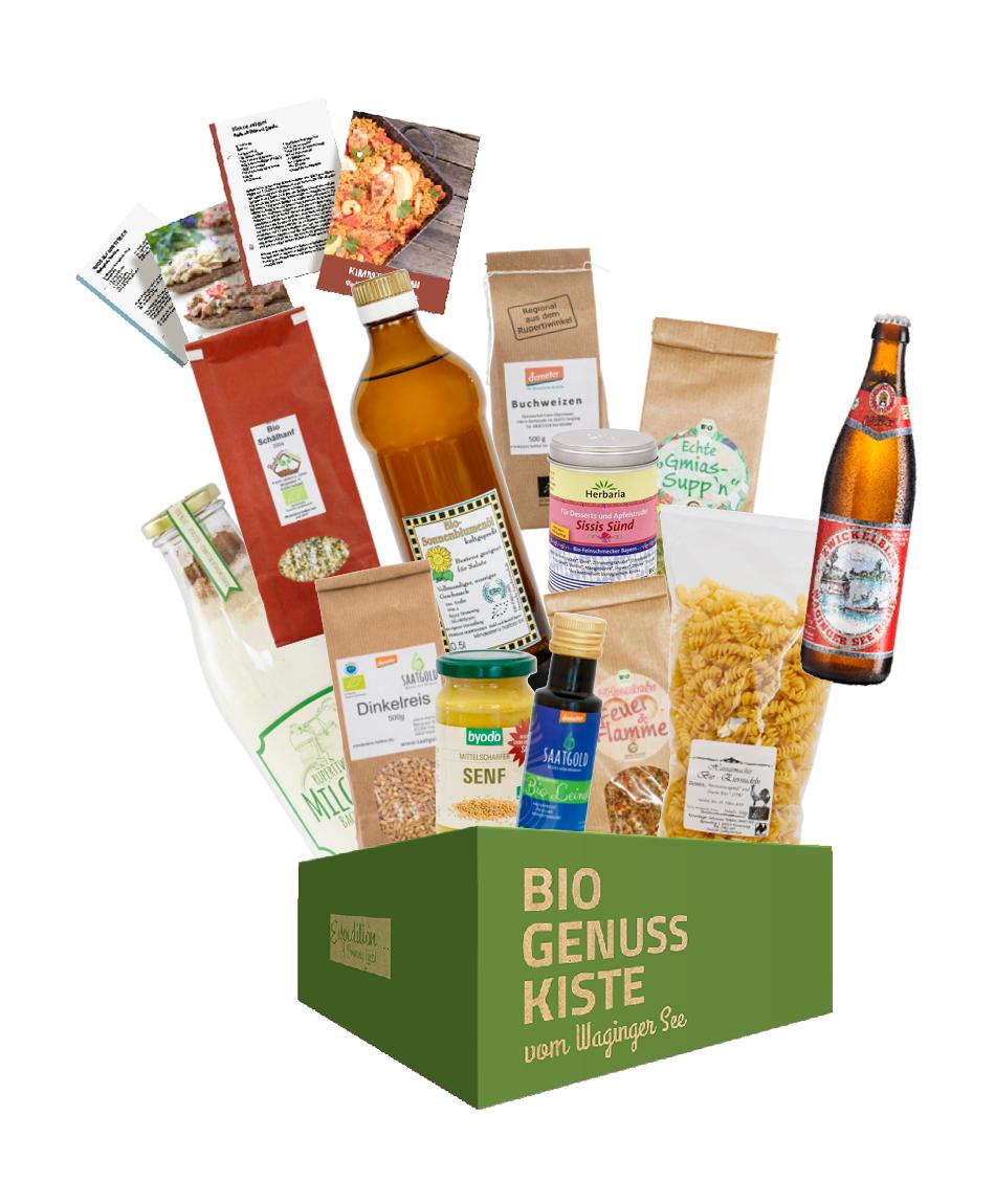 Bio Genuss Kiste